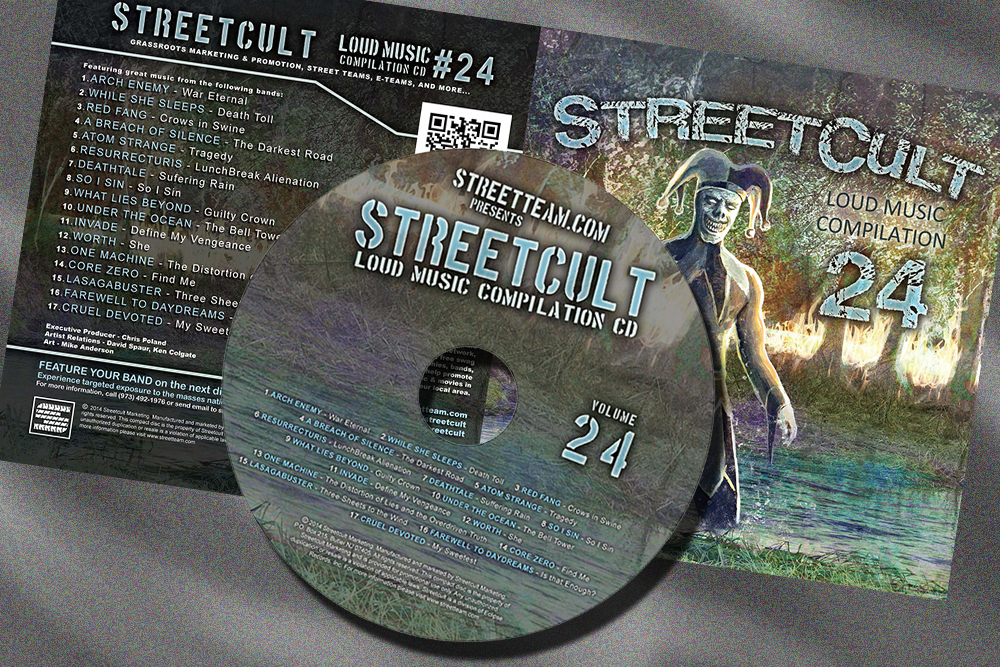 StreetCult Loud Music Sampler 24